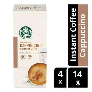 Starbucks Instant Premium Mixes - Cappucino