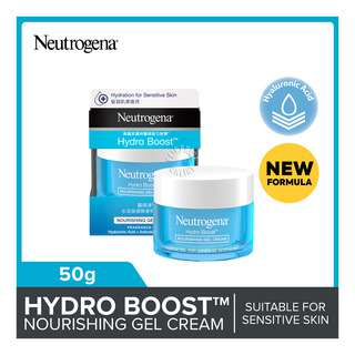 Neutrogena Hydro Boost Nourishing Gel Cream