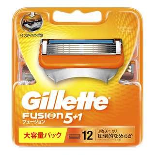 Gillette Razor Catridge Refill - Fushion 5 +1