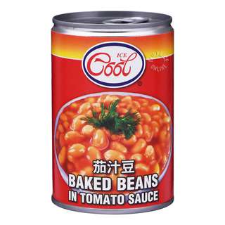 ICE COOL BAKED BEAN 425G