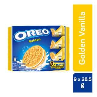 Oreo Cookie Sandwich Biscuit - Golden