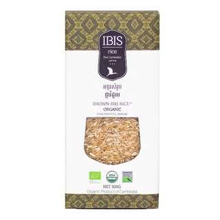 Ibis Rice Organic Brown Rice