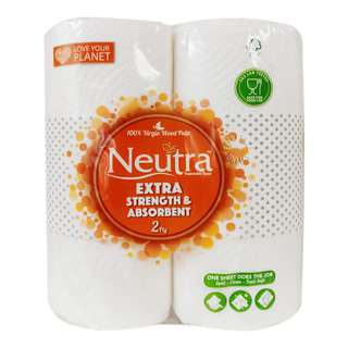 Neutra Kitchen Towels - 2Ply