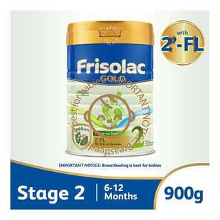 Frisolac Gold Follow-on Formula - Stage 2