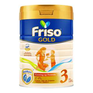 Friso Gold Growing-up Formula - Stage 3