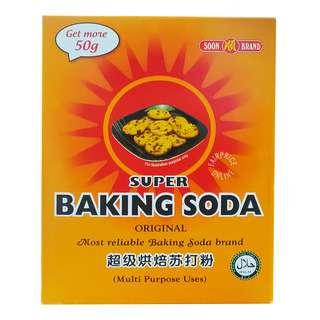 SOON SUPER BAKING SODA 400G