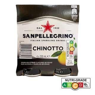 San Pellegrino Sparkling Can Drink - Chinotto