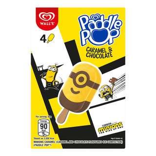 Wall's Paddle Pop Ice Cream - Minions