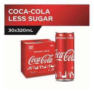Coca-Cola Can Drink - Less Sugar