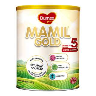 Dumex Mamil Gold Growing Up Milk Formula - Step 5