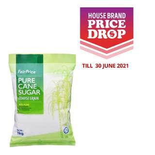 FairPrice Pure Cane Sugar - Coarse Grain