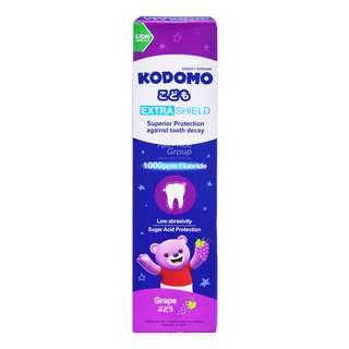 KODOMO EXTRA SHIELD CHILDREN'S TOOTHPASTE - GRAPE 65G