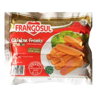 Frangosul Frozen Chicken Franks