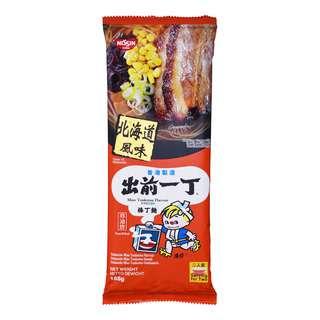 Nissin Instant Broth Noodle - Hokkaido Miso Tonkatsu (Non-Fried)