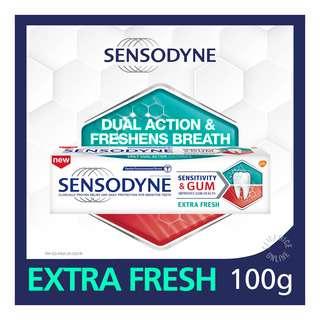 SENSODYNE S&G EXTRA FRESH 100G