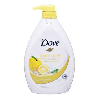 Dove Go Fresh Body Wash - Japanese Yuzu