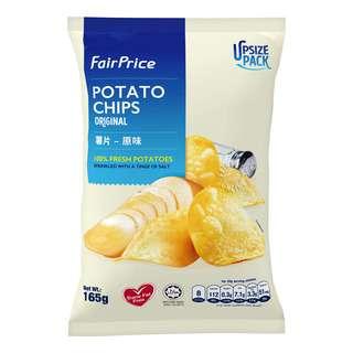 FairPrice Potato Chips - Original