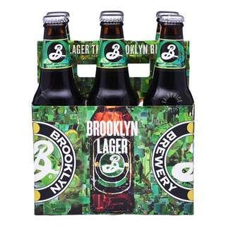 Brooklyn Brewery Bottle Beer - Lager