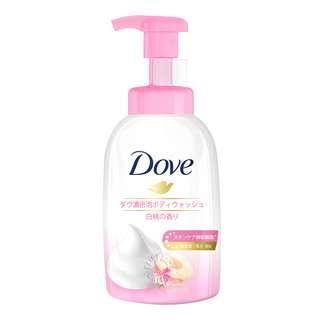 Dove Body Wash - Peach