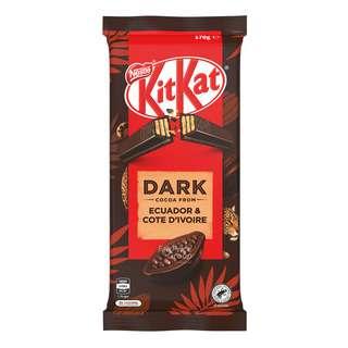 Nestle Kit Kat Chocolate Block - Dark
