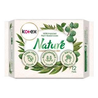 Kotex Nature Day Pads - Super Ultrathin (24cm)