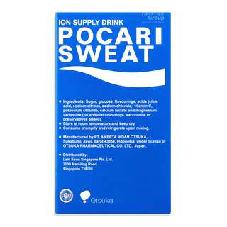 Pocari Sweat Ion Supply Drink Powder
