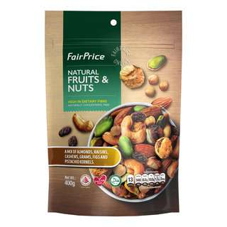 FairPrice Natural Fruits & Nuts