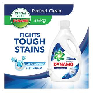 Dynamo Power Gel Laundry Detergent - Perfect Clean