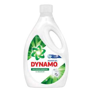 Dynamo Power Gel Laundry Detergent - Malodour Removal