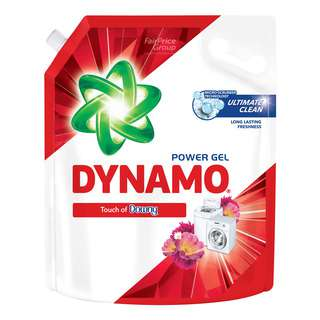 Dynamo Power Gel Laundry Detergent Refill - Touch of Downy