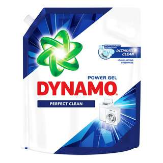 Dynamo Power Gel Laundry Detergent Refill - Perfect Clean