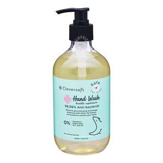 Cloversoft Anti-Bacterial Hand Wash