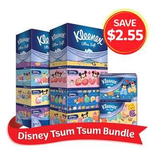 Kleenex Disney Go Local Bundle