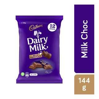 Cadbury Dairy Milk Chocolate Sharepack - Milk