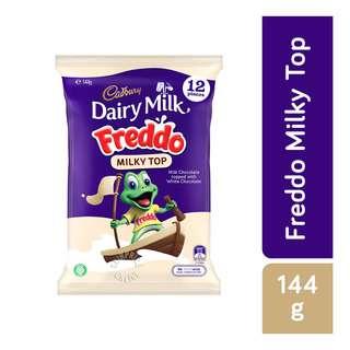 Cadbury Freddo Dairy Milk Chocolate Sharepack - Milky Top