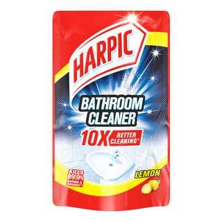 Harpic Bathroom Cleaner Refill - Lemon