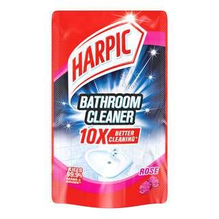 Harpic Bathroom Cleaner Refill - Rose