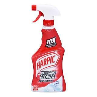 HARPIC BATHROOM CLEANER TRIGGER SPRAY 500ML
