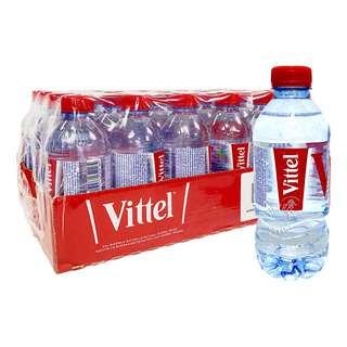 VITTEL NATURAL MINERAL WATER 24S 330ML