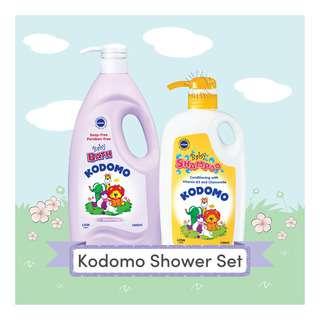 Kodomo Baby Shower Set - Moisturising