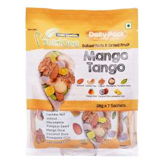 Tong Garden Nutrione Baked Nuts & Dried Fruit - Mango Tango