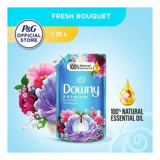 Downy Premium Parfum Fabric Conditioner Refill - Fresh Bouquet
