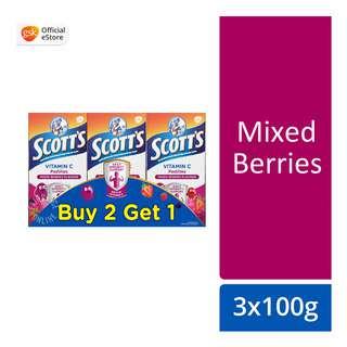 Scott's Emulsion Cod Liver Oil - Mixed Berries