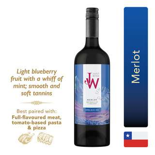 Just Wine Red Wine - Merlot