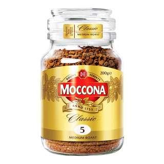 MOCCONA CLASSIC MEDIUM ROAST 200G
