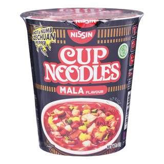Nissin Instant Cup Noodles - Mala