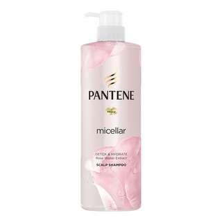 PANTENE MICELLAR DETOX & HYDRATE SHP 530ML