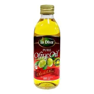 La Diva Pure Olive Oil