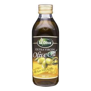 La Diva Olive Oil - Extra Virgin