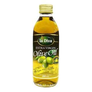 LaDiva Olive Oil - Extra Virgin
